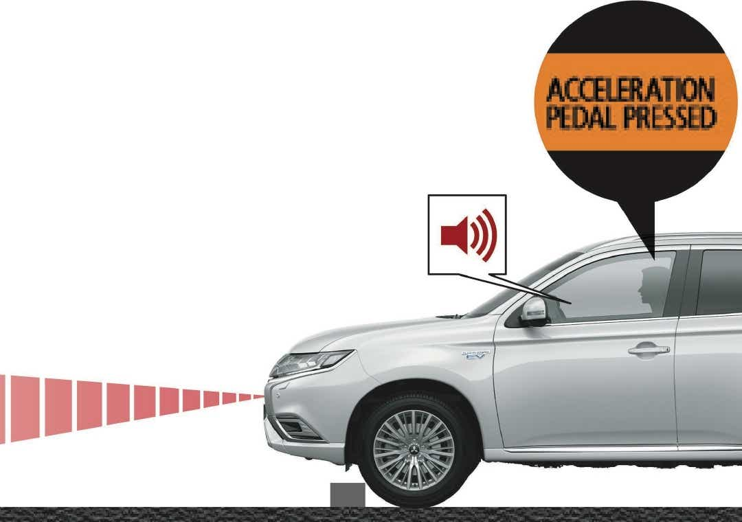 Sistemul Ultrasonic Misacceleration Mitigation (UMS – Sistemul Ultrasonic de Atenuare a Accelerării Accidentale)